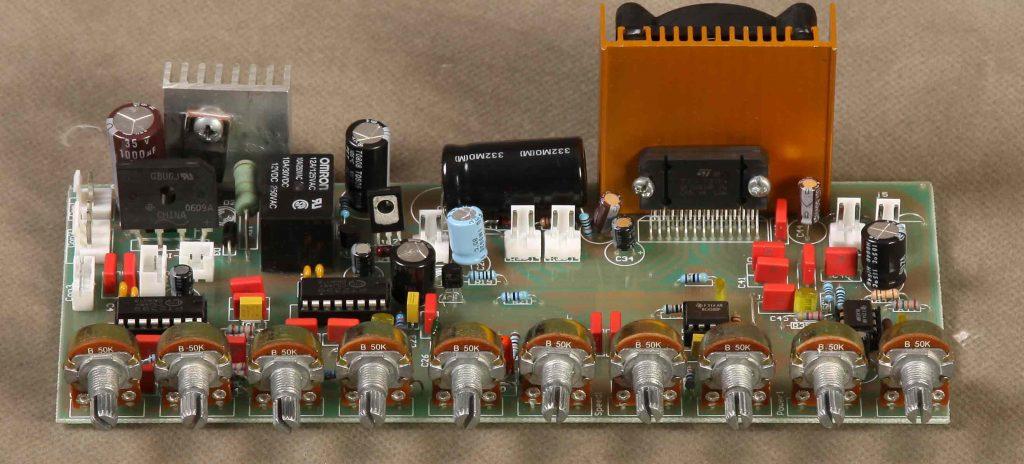 اکو همراه شارژی موج الکترونیک