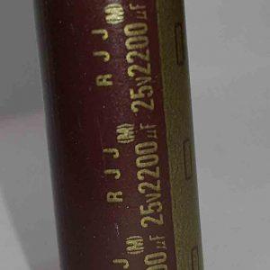 2200uf 25v ELNA RJH