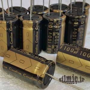ELNA CERAFINE 100UF 100V HIGH GRADE AUDIO CAPACITOR