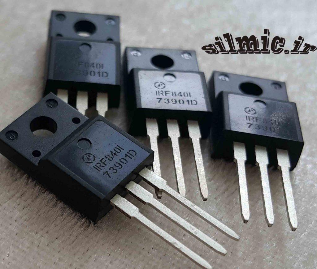 ترانزیستور IRF840