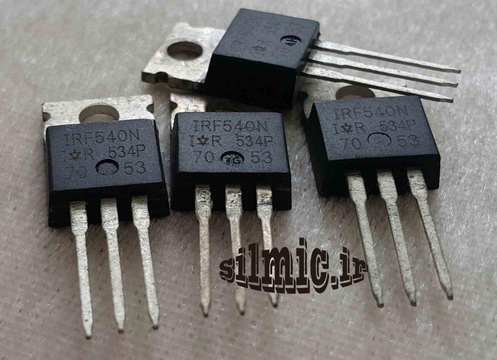 ترانزیستور IRF540N