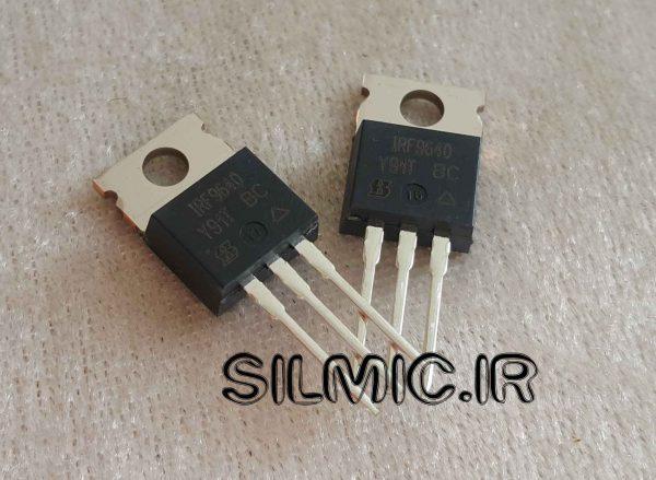 ترانزیستور IRF9640 پاور ماسفت P-CH