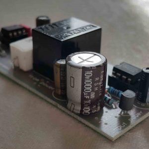 برد کامل محافظ اتصال کوتاه انواع پاور آمپلی فایر