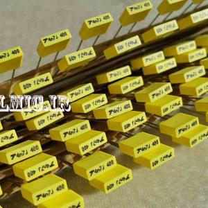 خازن ام کا تی 4.7 نانو فاراد 400 ولت AVX TPC آمریکا