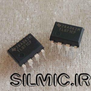 آی سی TL071CP