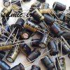 خازن الکترولیتی 1000 میکرو فاراد 6.3 ولت panasonic