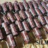 خازن آدیو 10 میکرو فاراد 25 ولت الکترولیت ELNA