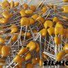 خازن مولتی لایر 33 نانو فاراد 100 ولت ساخت AVX