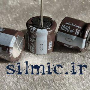 NICHICON PM 1000UF 16V
