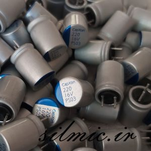 CAPXON PS 220UF 16V SOLID CAPACITOR