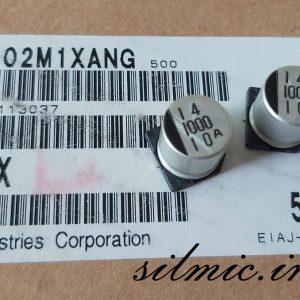 SUNCON CE-AX 1000UF 10V