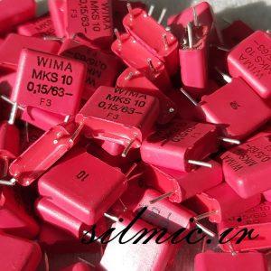 wima mks10 150nf 63v