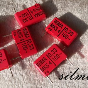 wima mks4 330nf 100v