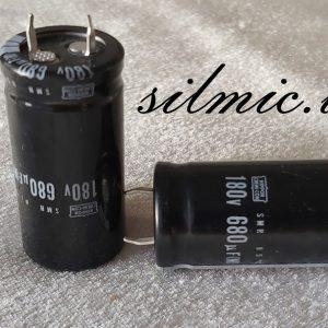 خازن 680 میکرو فاراد 160 ولت