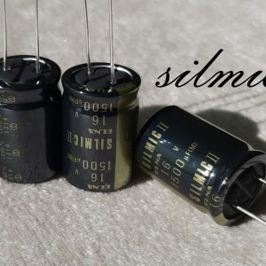 elna silmicii 1500uf 16v high grade for audio