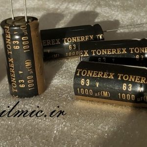 elna tonerex 1000uf 63v high grade for audio