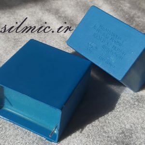 خازن 10 میکرو فاراد 305 ولت