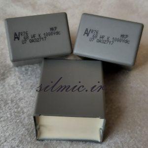 kemet r76 680nf 1000v mkp
