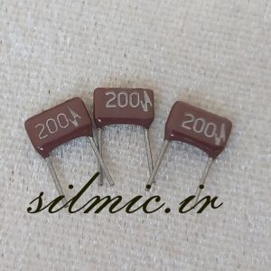 220NF 400V SILVER MICA CAPACITOR