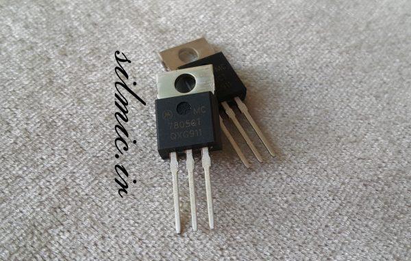 رگولاتور 7805CT موتورلا