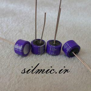 خازن جامد های فای 220 میکرو فاراد 4 ولت