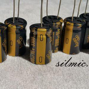 خازن های فای 3300 میکرو فاراد 16 ولت