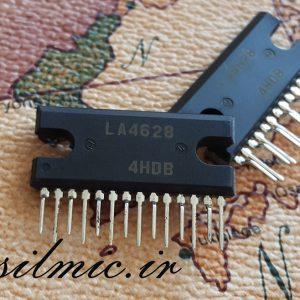 آی سی آمپلی فایر LA4628