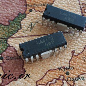 آی سی آمپلی فایر LA4192
