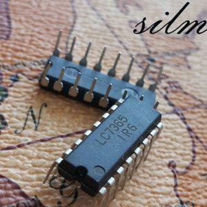 آی سی تولید تن و صدای تلفن LC7365