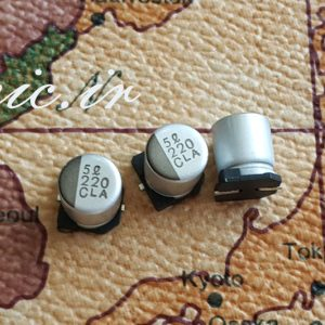 خازن 220 میکرو فاراد 16 ولت nippon